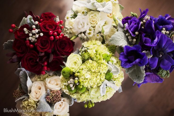 Traditional Wedding Flowers Pictures : Jessica brad s traditional wedding non matching