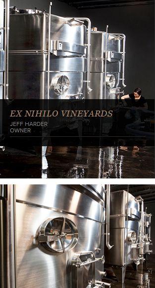 Proud customer of La Garde, Ex Nihilo Vineyards is located in the Okanagan Valley, British Columbia. #Wine #Tank #WineMaking #Winery http://www.lagardeinox.com/en/realisations