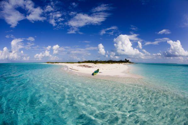 Eleuthera Island in the Bahamas