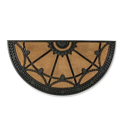 Corinthian Coco Entry Mat/Frontgate $99-169