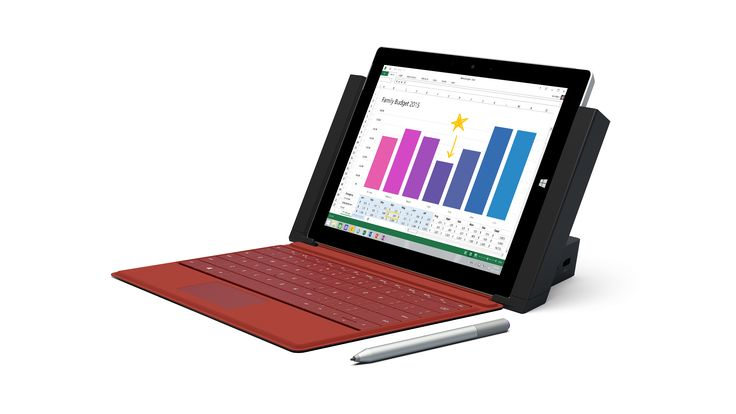 Surface 3: nuovo tablet 10 pollici formato 3:2