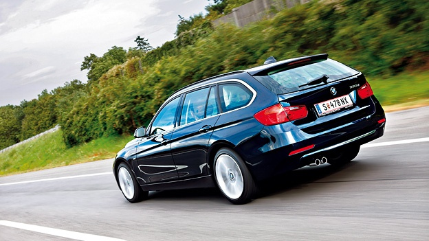BMW 330d Touring http://www.autorevue.at/best_of_test/fahrberichte/bmw-330d-touring-kombi-test-fahrbericht.html