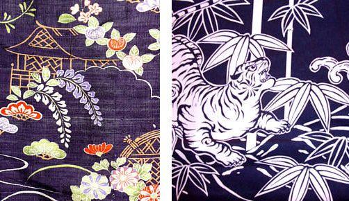 японский орнамент кимоно - Поиск в Google