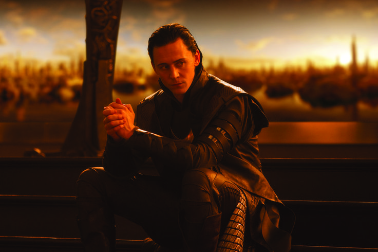 Thor 2 star Tom Hiddleton: We'll wait and see about Loki spin-off ...