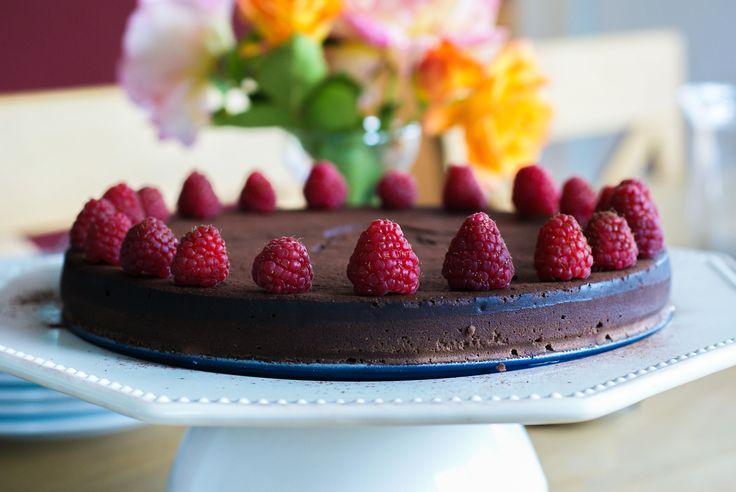 Paleo Swiss Cheesecake