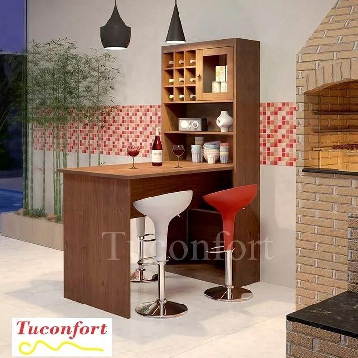 M s de 1000 ideas sobre desayunador de madera en pinterest for Bar de madera mercadolibre