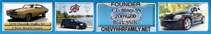 Chevy HHR Family