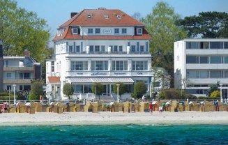 Hotel in Travemünde Strandschlösschen Strandhotel
