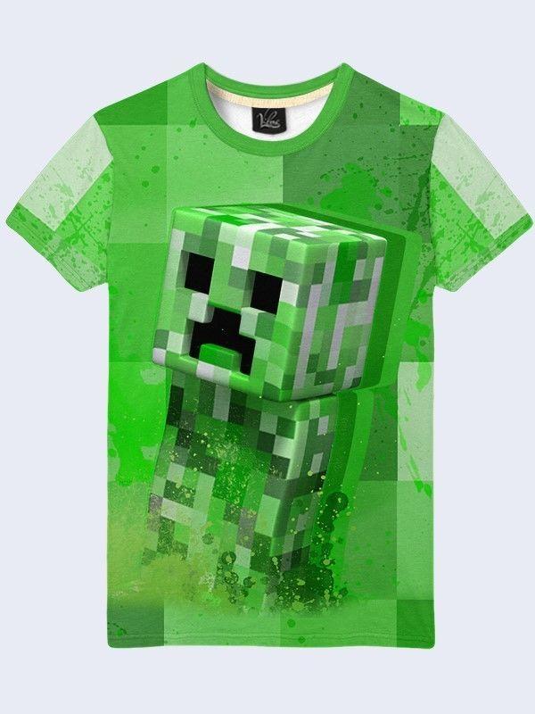 Mens CUB CREEPER 3D T-Shirt Tee Shirts New Fashion S M L XL XXL #Vilno #GraphicTee