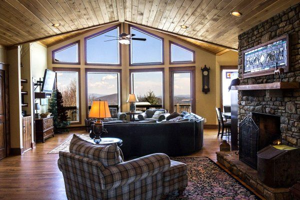 As Good As It Gets - Cabin rentals in NC, NC cabin rentals, cabins in Boone NC