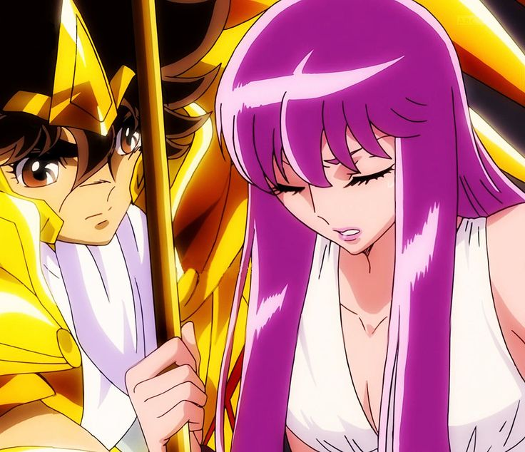 127 Best Images About Seiya X Saori On Pinterest