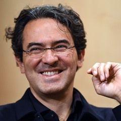 Colombian writer Juan Gabriel Vasquez in Prague