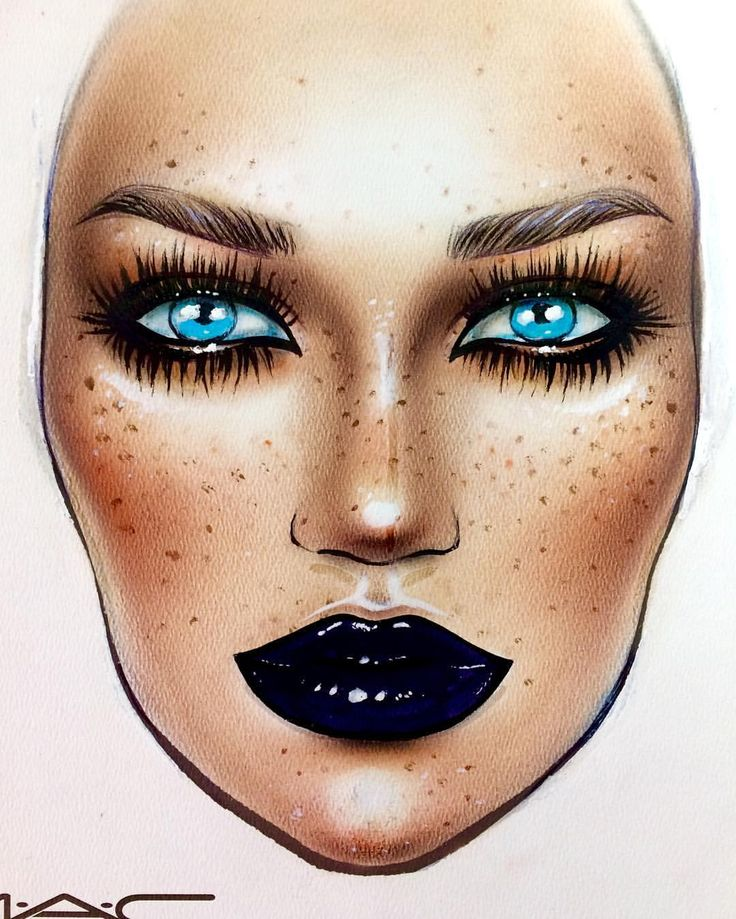 17 best ideas about face charts on pinterest mac face charts