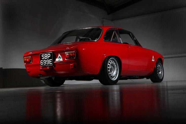 Alfaholics GTA-R 290 Alfa Romeo - Back Right