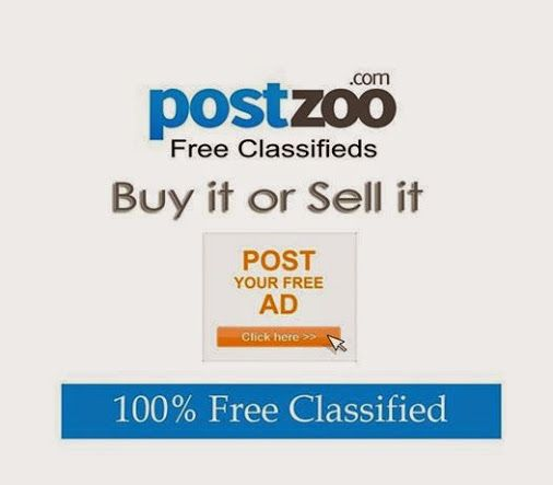 Our classified website serves up as one stop shop for