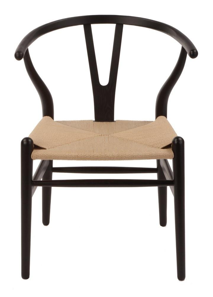 """Y-STOLEN AV HANS J WEGNER. """"Wishbone Chair"""""""