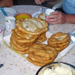 I sure do love Hungarian Langos folks! - scrol down for recipes.