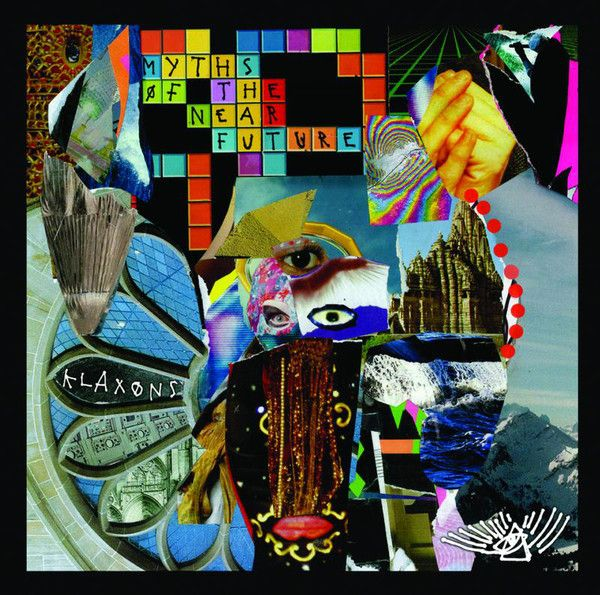 """2007 NME Album of the Year: """"Myths Of The Near Future"""" by Klaxons - listen with YouTube, Spotify, Rdio & Deezer on LetsLoop.com"""