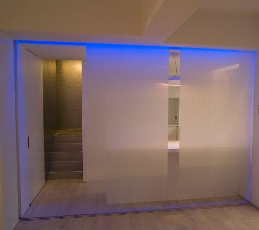 Best 25 cloison en verre ideas on pinterest int rieur portes en verre por - Cloison verre opaque ...