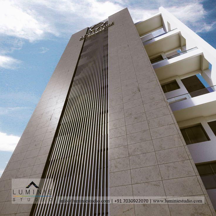 #moderndesign #exteriordesign #exteriordecor #exteriorideas #3d #architectural #architect #architecturaldesign #render #rendering #highrise #wormseyeview #luminie #studio