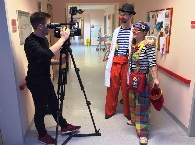 Clownine Kunst Zauberclown: Zauberclown, Kinderclown, Klinikclown - Spaß und F...