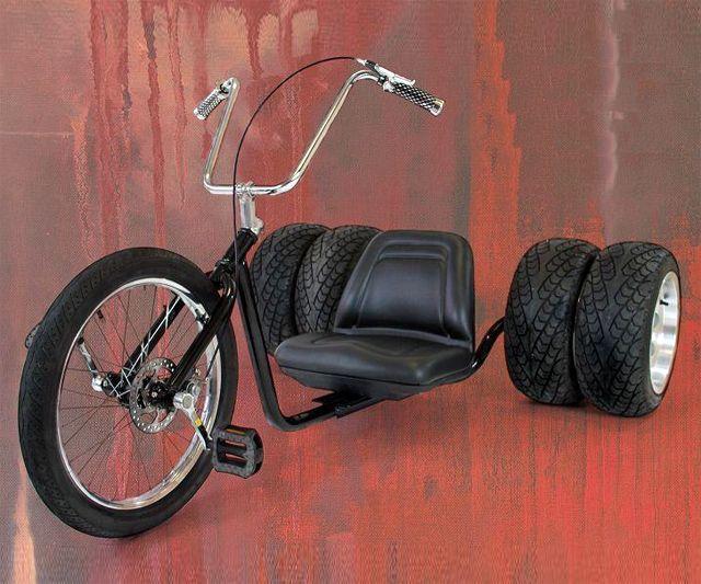 Giveaway: Urbantrike Adult Big Wheel | DudeIWantThat.com