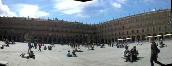 Primavera en #Salamanca