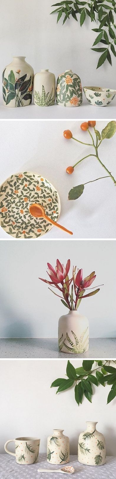 Ceramics by Ayesha Aggarwal