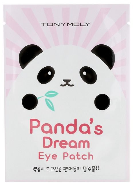 TonyMoly Pandas Dream Eye Patch Płatki pod oczy