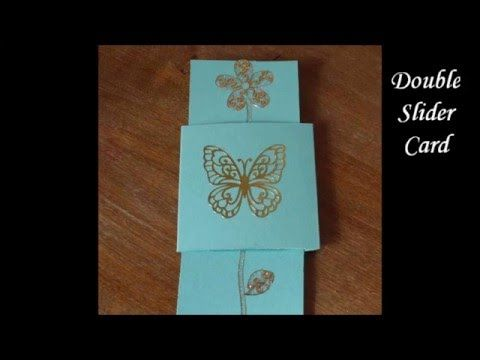 Double Slider Card Video Tutorial