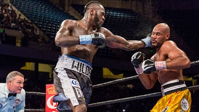 No wonder Deontay Wilder wants to fight Anthony Joshua - Boxing News blog November 9, 2017 Eric Armit Read more articles by Eric Armit Don't miss any...