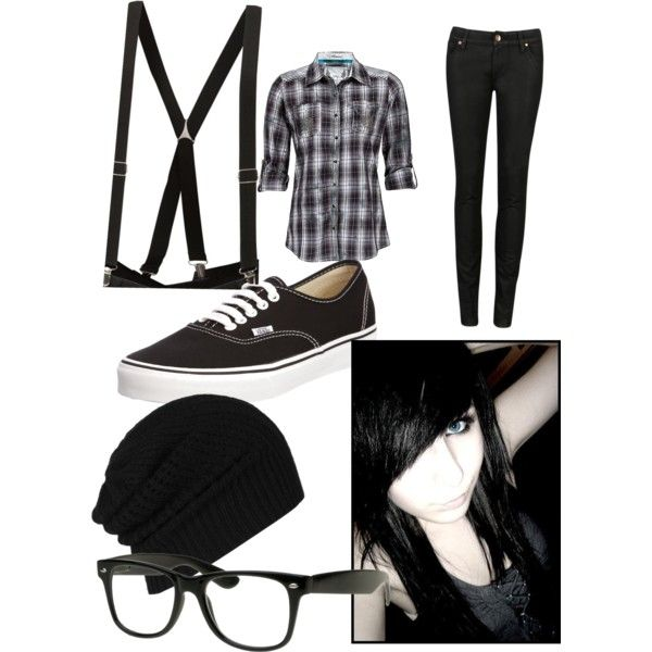 Untitled #101, created by scene-girl-foreva on Polyvore
