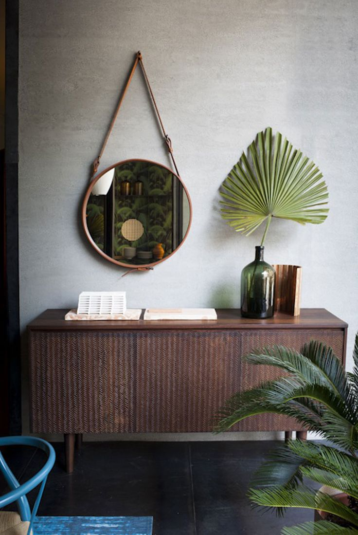 15 Modern Ways To Style Your Credenza   Decorative Home Accessories  Interiors
