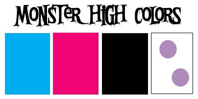 Monster High: Birthday Cake Ideas and More!