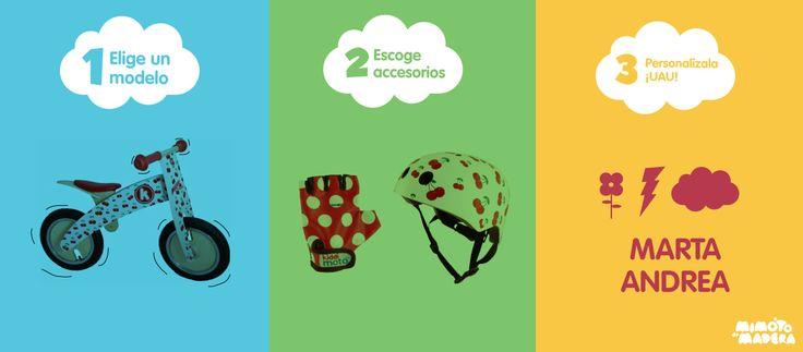 Mimotodemadera | Motos y bicis de madera para niños personalizables - mimotodemadera.com