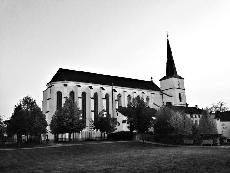 Litomyšl church