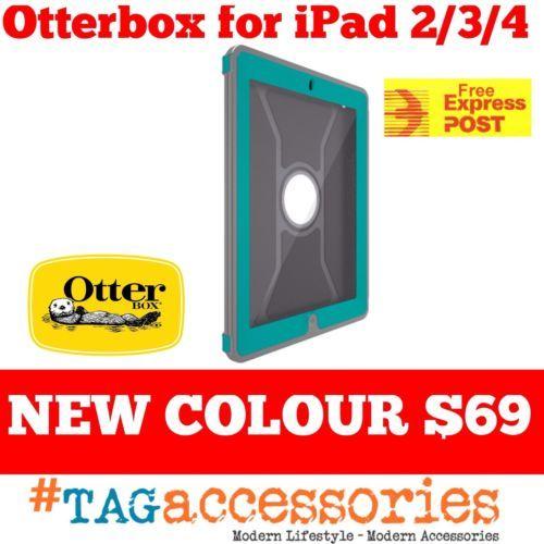 Nov 2014  Teal-Otterbox-Defender-For-iPad-2-iPad-3-iPad-4-Heavy-Duty-iPad-Case