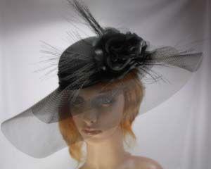 Elegant black hat #mybetsonBetts