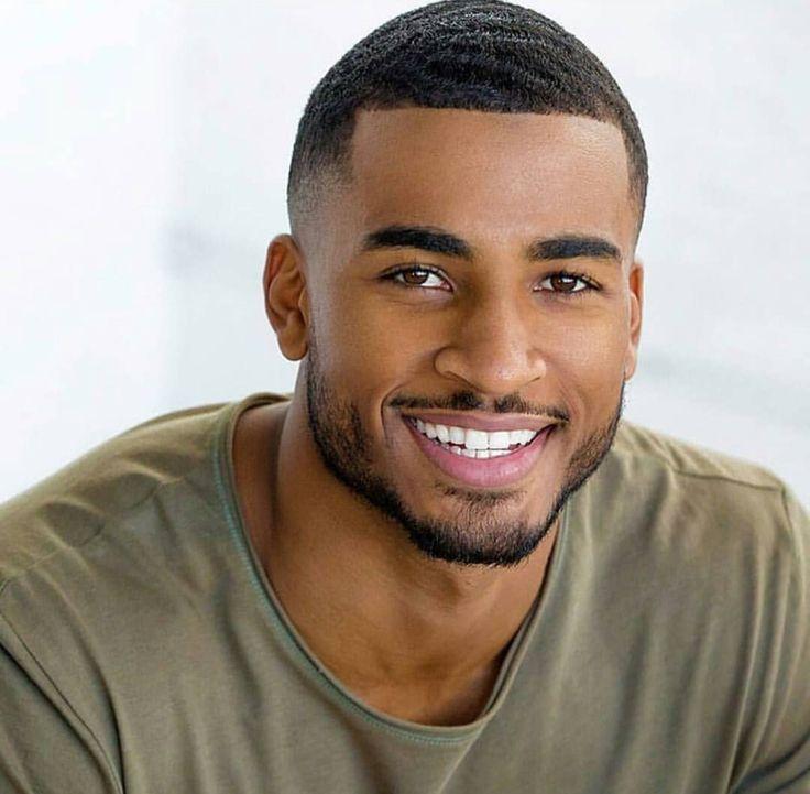 самые красивые мужчины афроамериканцы фото значительно переработана головная