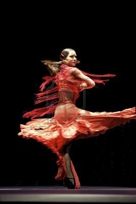 "The Best Flamenco Dance Drama ""Carmen"""