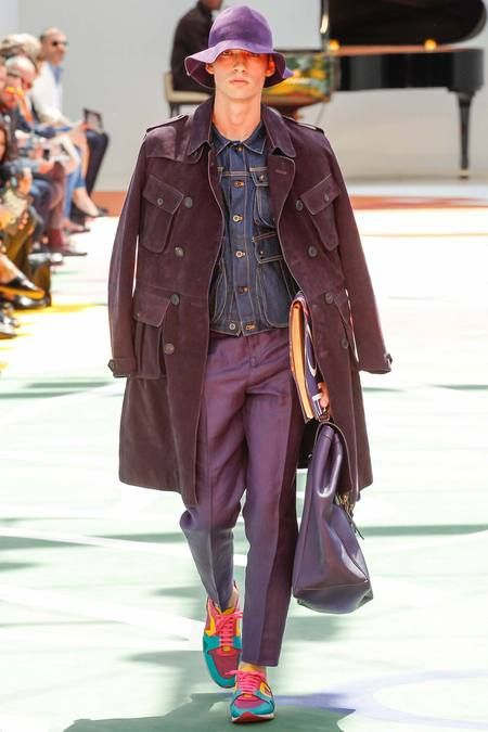 Burberry Prorsum | Spring 2015 Menswear Collection | Style.com #LondonCollection #FW #Menswear