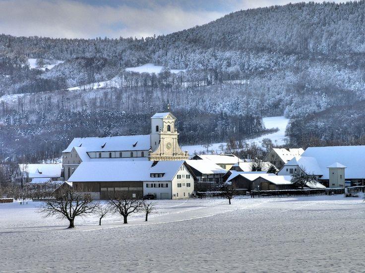 Metzerlen-Mariastein, Benediktiner Kloster Mariastein (Dorneck) Solothurn CH