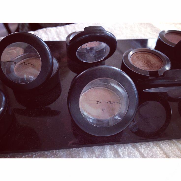 Mac macpro makeup eyes