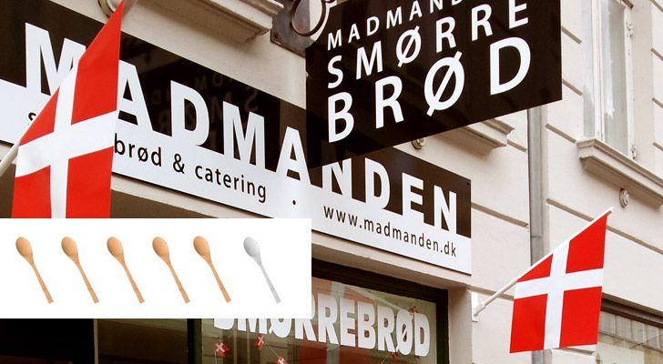 Madmanden - Godt smørrebrød på Østerbro #foodie #food #foodporn #foodreview