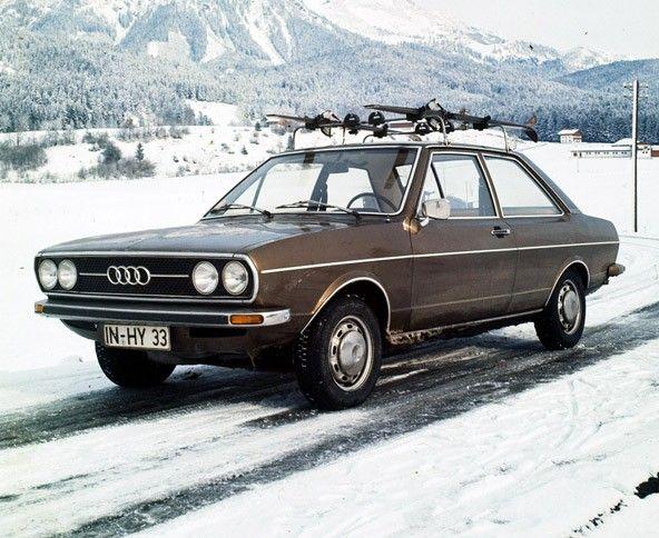 1973 Audi 80 GL 2-Door   Audi motor, Audi, Audi cars