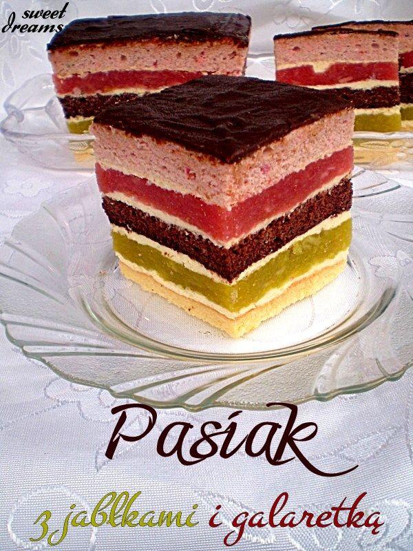 Ciasto Pasiak