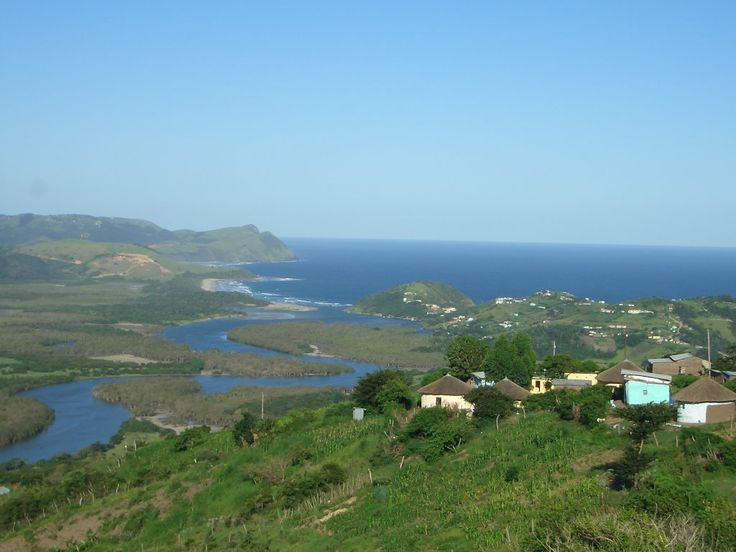 Mgazana (Near Port St Johns, Transkei
