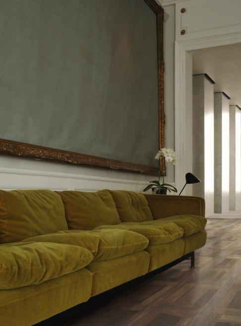 sofa detailing.....