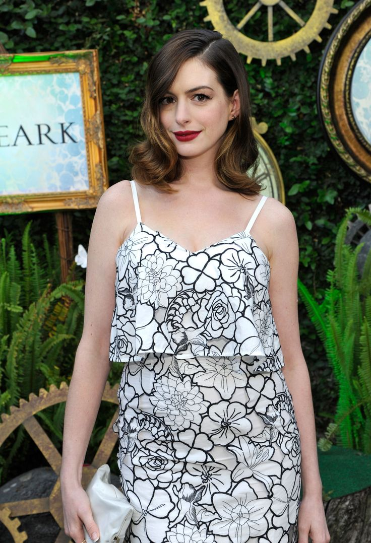 Anne Hathaway: There Is No Shame in It Taking Longer Than You Think to Lose the Baby Weight