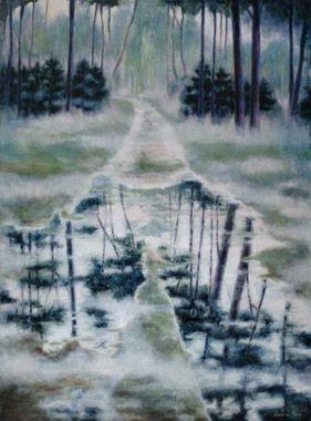 Ariane de Briey peintures